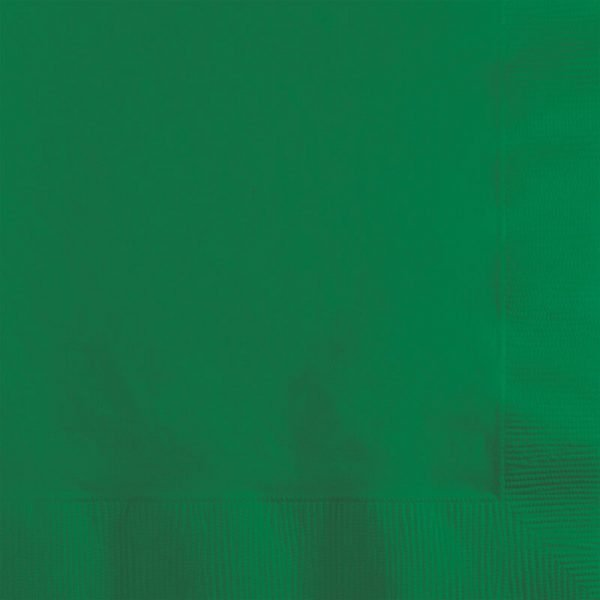 Servilleta Verde Oscuro