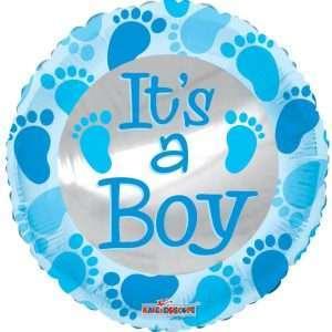 Globo Mylar It's a Boy
