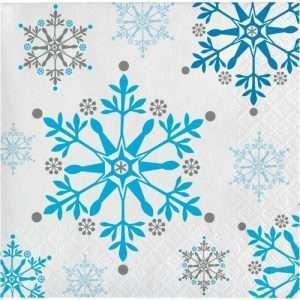 Servilleta Snow Princess
