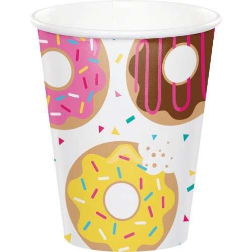Vasos de Carton de Donut