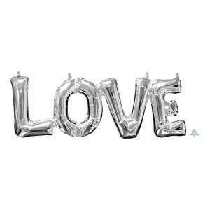 Globo Mylar Love