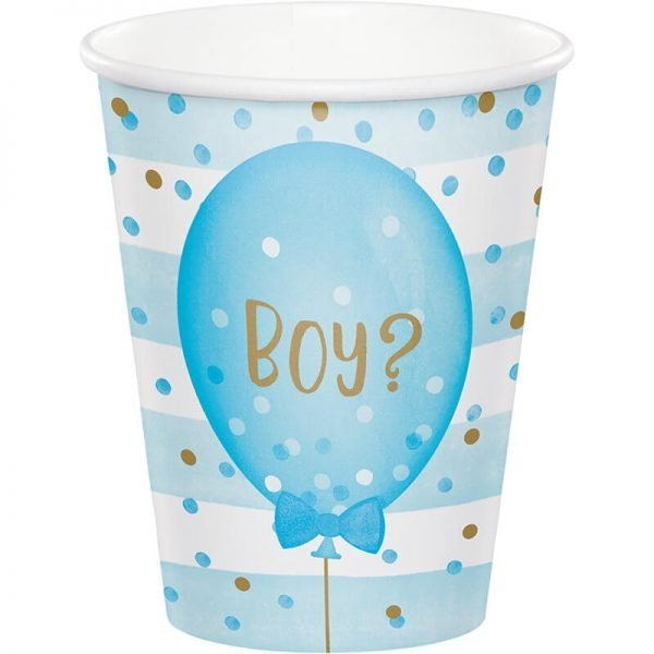 Vasos de Gender Reveal