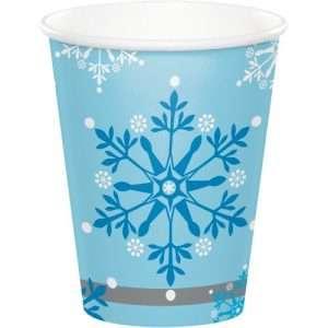 Vaso de Cartón Snow Princess