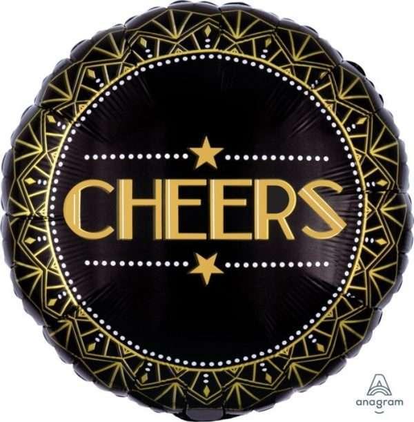 Globo Mylar Cheers