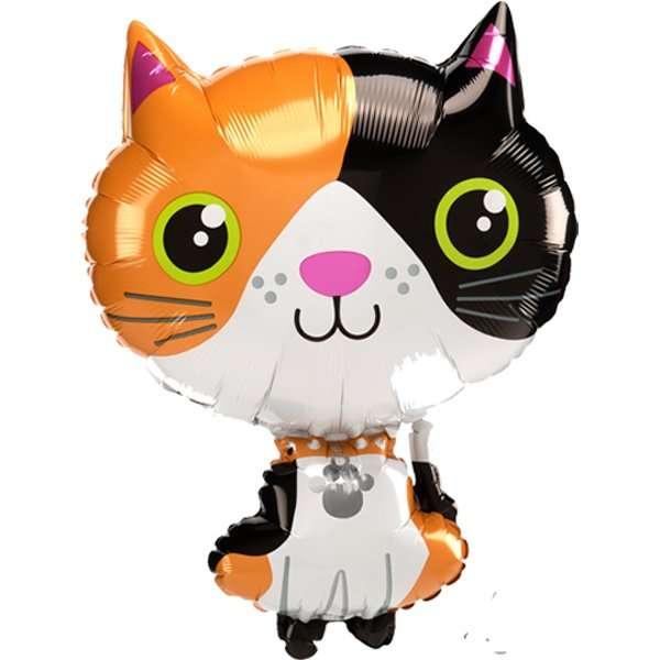 Globo Mylar Gato