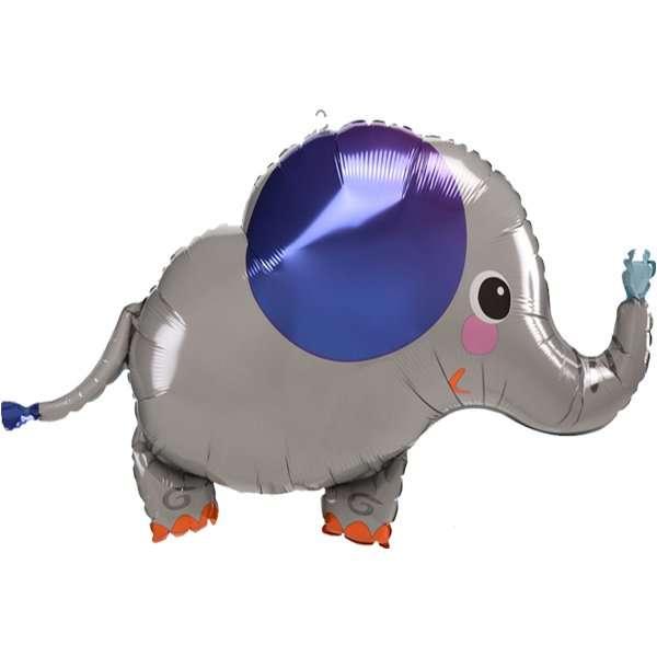 Globo Mylar Elefante