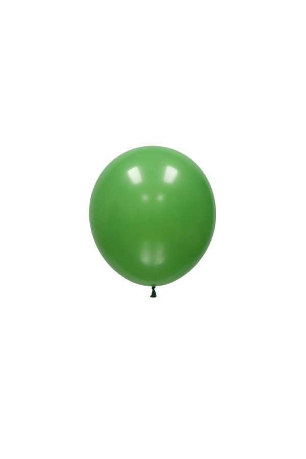 Globo Mini Verde Oscuro Pastel