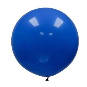 Globo Gigante Azul Oscuro Pastel