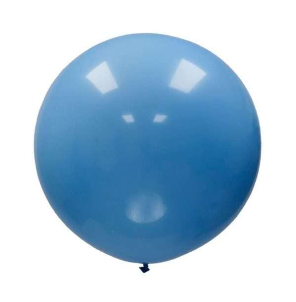 Globo Gigante Azul Claro Pastel