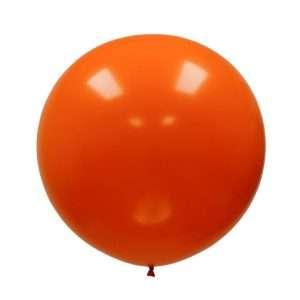 Globo Gigante Naranja Pastel
