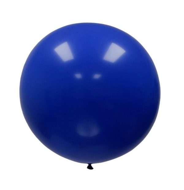 Globo Gigante Azul Royal Decorativo