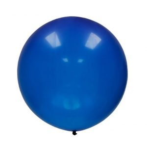 Globo Gigante Azul Marino Decorativo