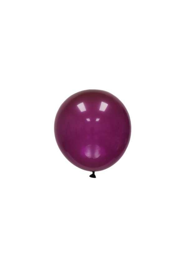Globo Violeta Oscuro Decorativo