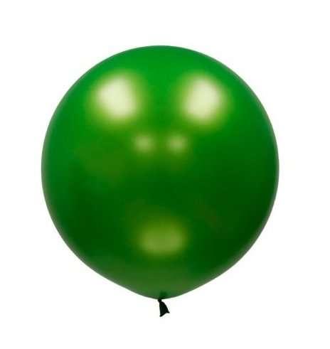 Globo Gigante Verde Lima Metálico