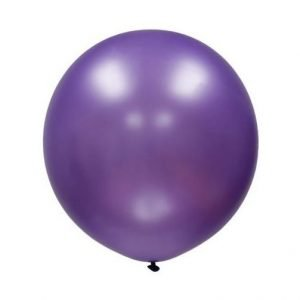 Globo Gigante Violeta Perlado