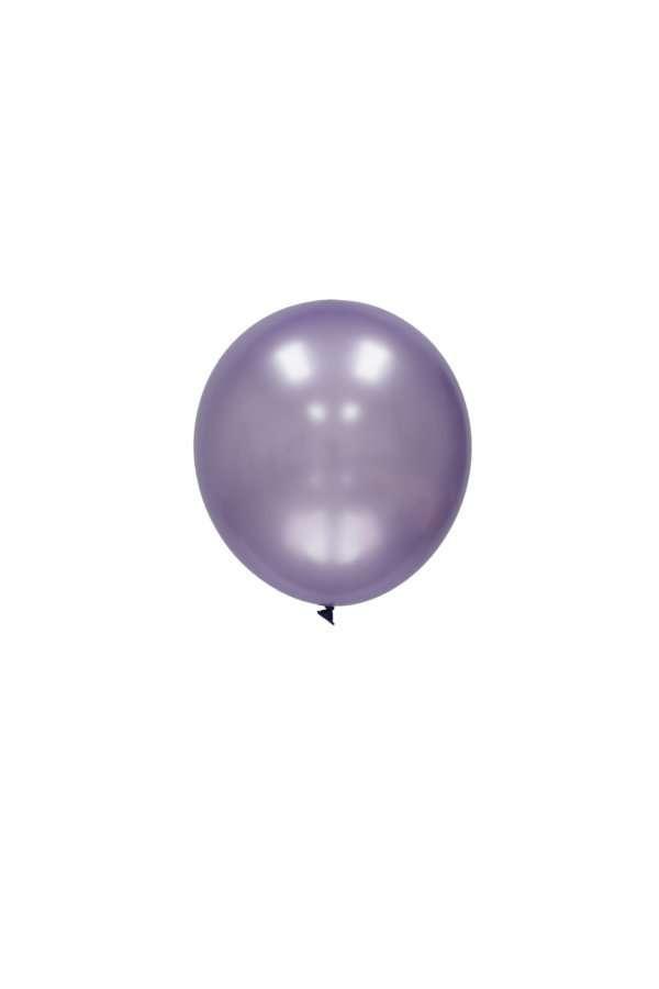 Globo Mini Violeta Perlado
