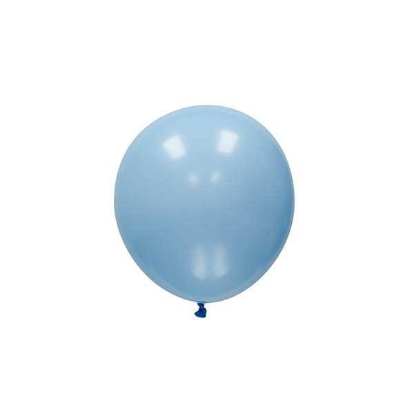 Globo Mini Azul Claro Pastel