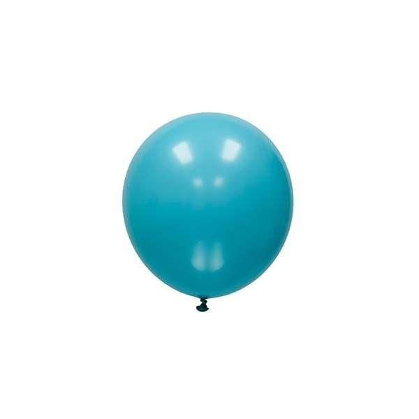 Globo Azul Agua Decorativo