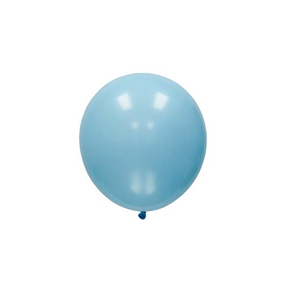 Globo Mini Azul Cielo Decorativo