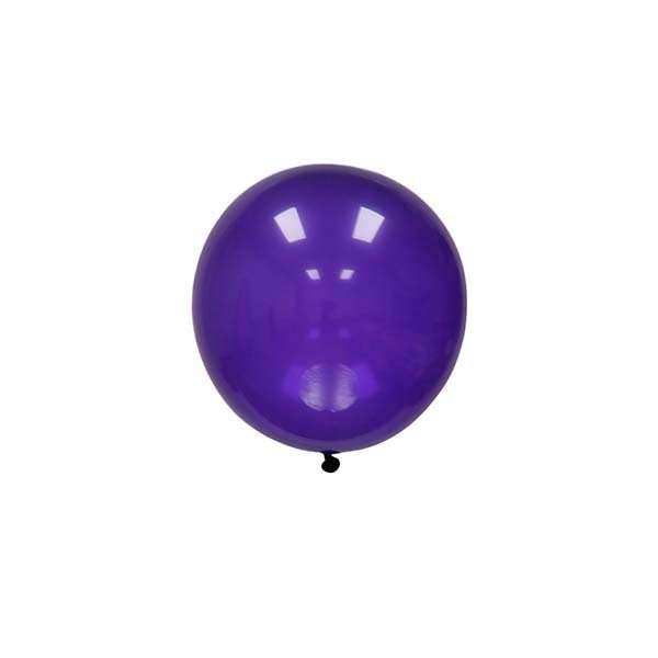 Globo Púrpura Decorativo