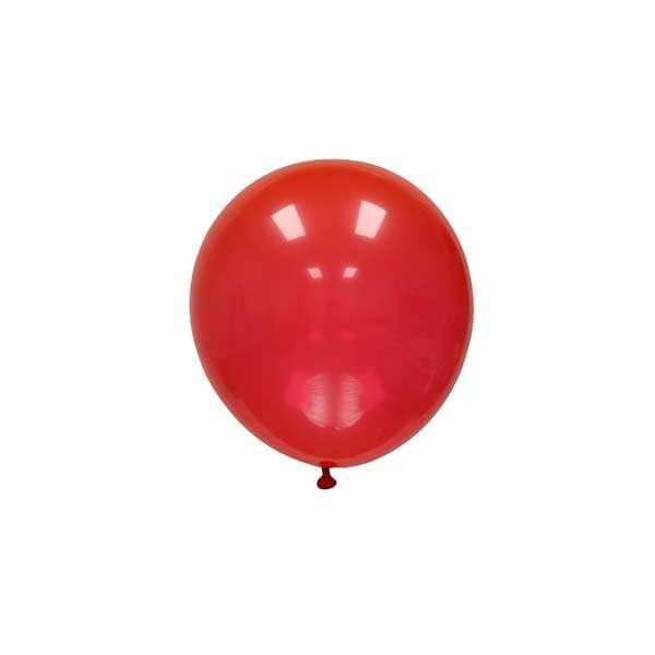 Globo Mini Rojo Brillante Decorativo