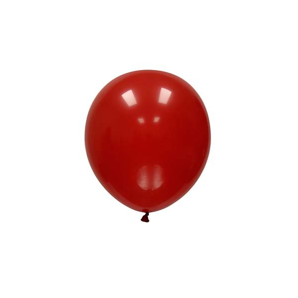 Globo Rojo Pastel