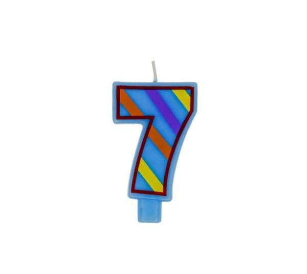 Vela Multicolor 7