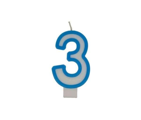Vela Azul 3