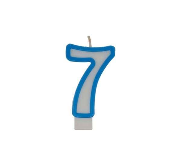 Vela Azul 7