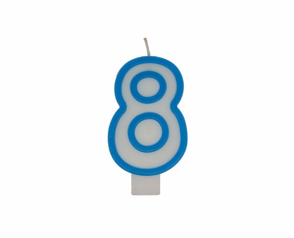 Vela Azul 8