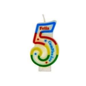 Vela Multicolor 5