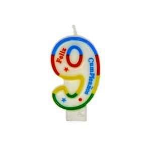 Vela Multicolor 9