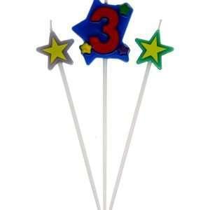 Vela de Estrellas 3