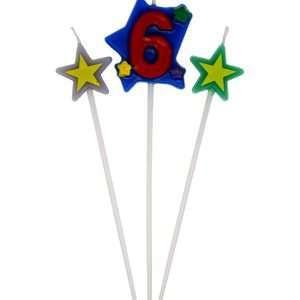 Vela de Estrellas 6
