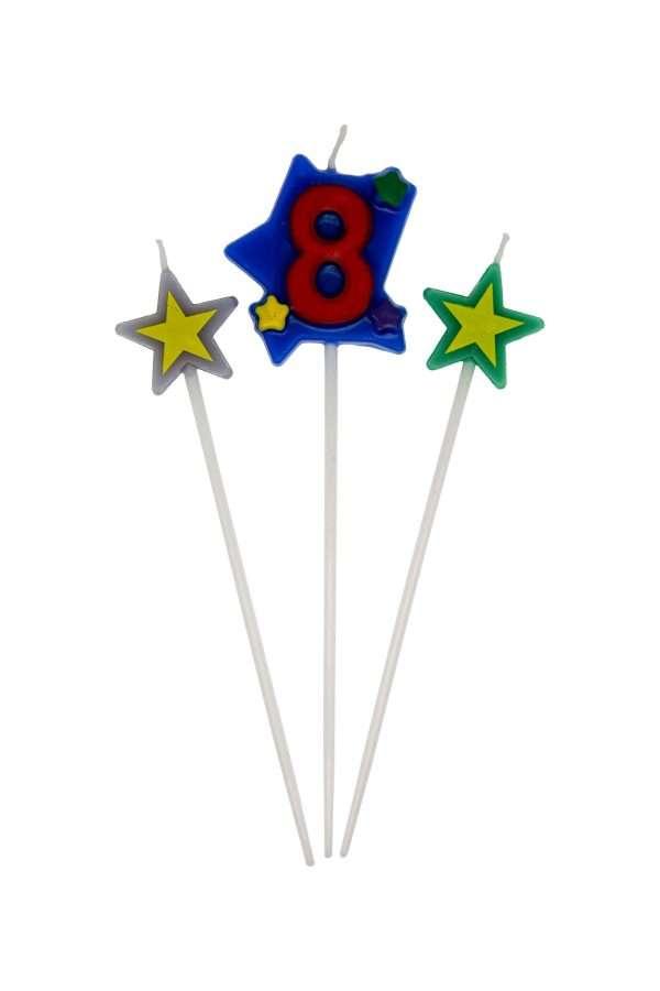 Vela de Estrellas 8