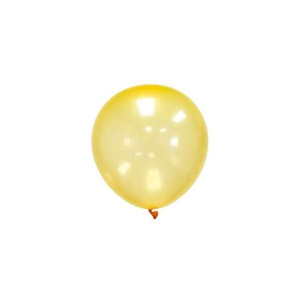 Globo Burbuja Amarillo