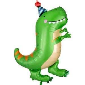 Globo Mylar Dinosaurio