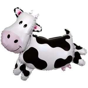 Globo Mylar Vaca