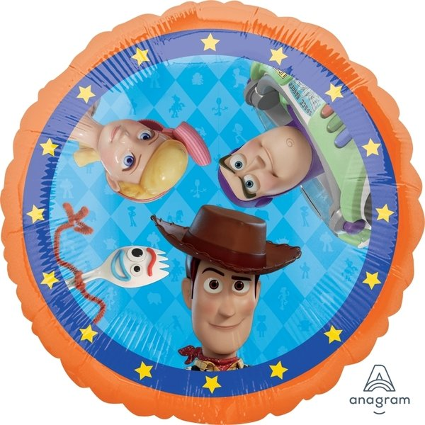 Globo Mylar Toy Story
