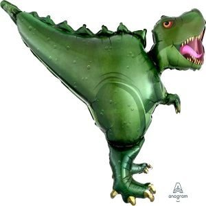 Globo Mylar T-Rex