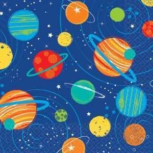 Servilleta Espacial