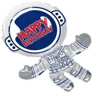 Globo Mylar Astronauta