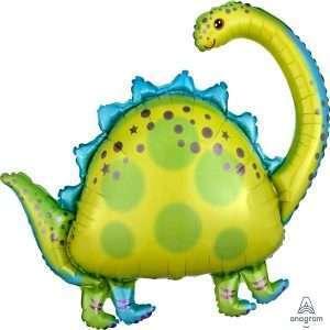 Globo Mylar Stegosauros