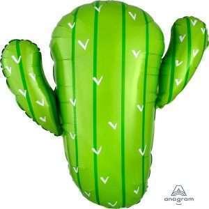 Globo Mylar Cactus