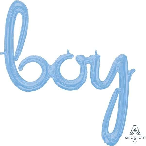 Globo Mylar Boy