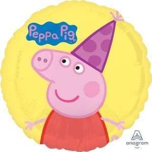 Globo Mylar Peppa Pig