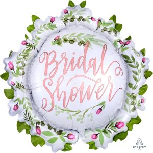 Globo Mylar Bridal Shower