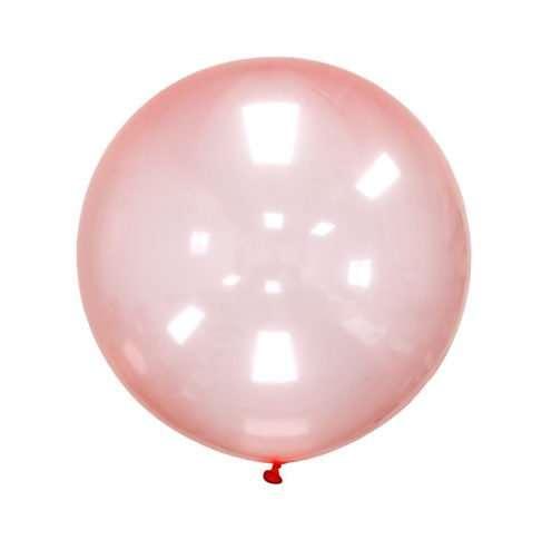 Globo Gigante Burbuja Rosado