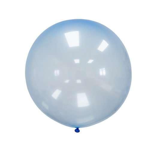 Globo Gigante Burbuja Azul