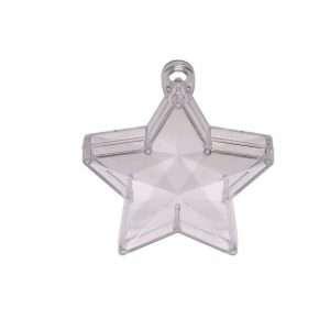 Pesa Estrella Transparente